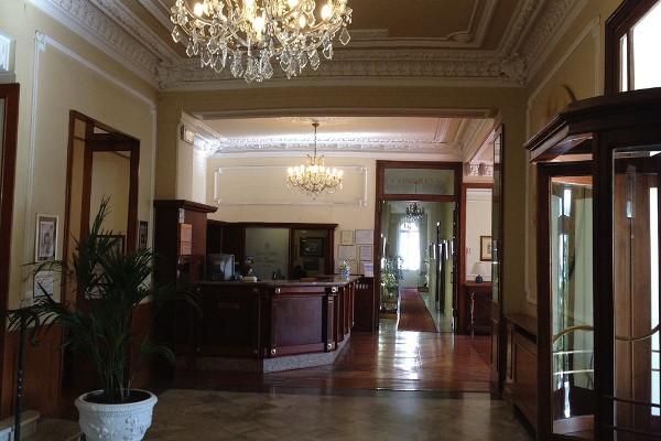 Grand Hotel des Anglais - hall