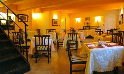 Hotel Alexander - sala colazione