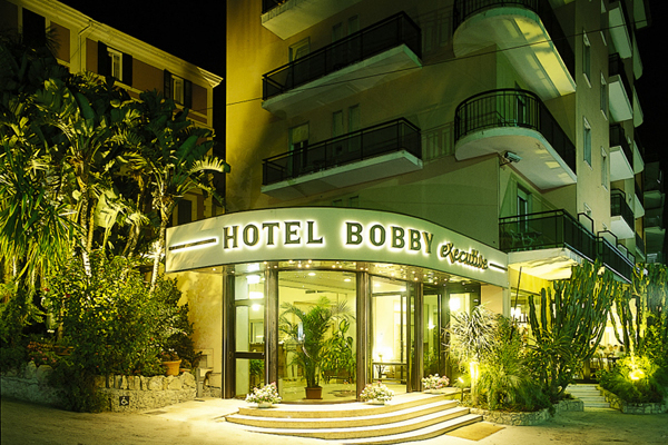 Hotel Bobby Executive - esterni