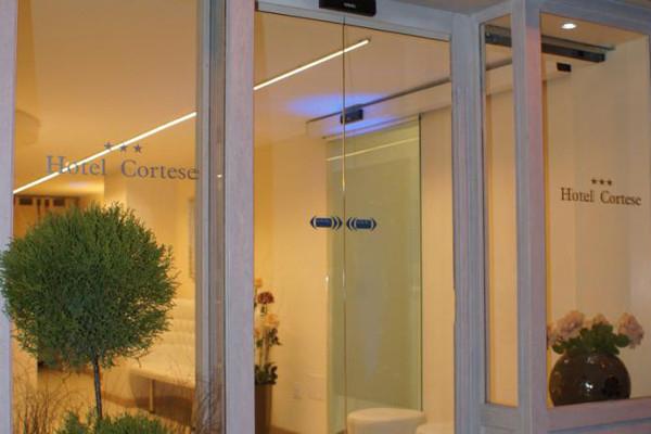 Hotel Cortese - ingresso