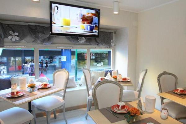 Hotel Cortese - sala colazione