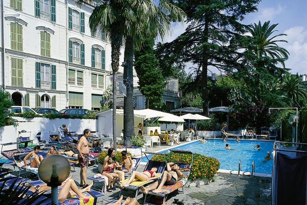Hotel Eden - piscina