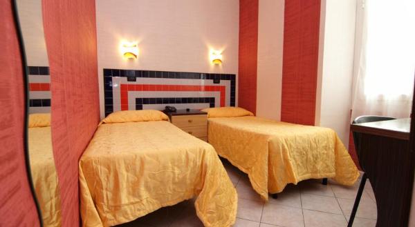 hotel Esperia - camera letti singoli