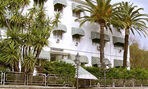 Hotel Eveline Porto Sole - esterni
