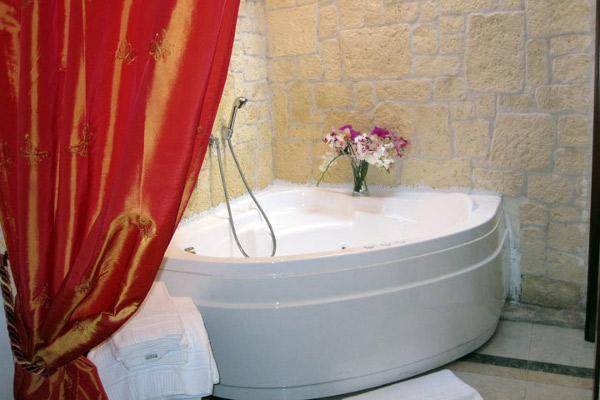 Hotel Festival - vasca da bagno