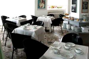 Hotel Firenze - sala colazione