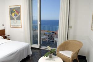 Hotel Firenze - camere vista mare