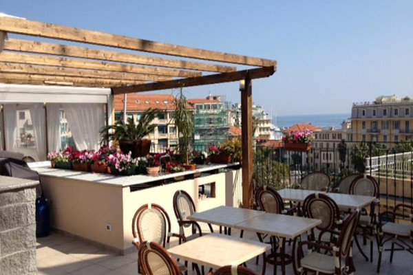 Hotel Globo - terrazza
