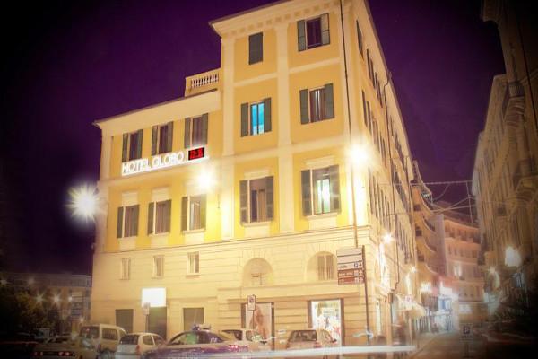 Hotel Globo - esterni