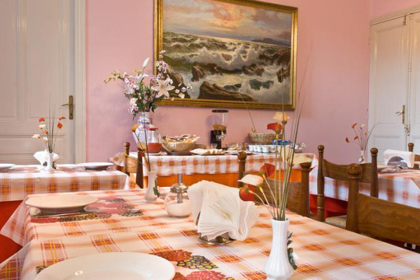 Hotel Liberty - sala colazione