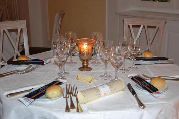 Hotel Lolli Palace - tavolo ristorante