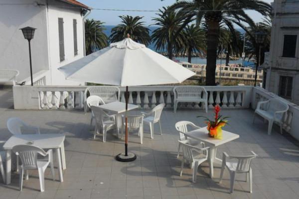 Hotel Maristella - terrazza