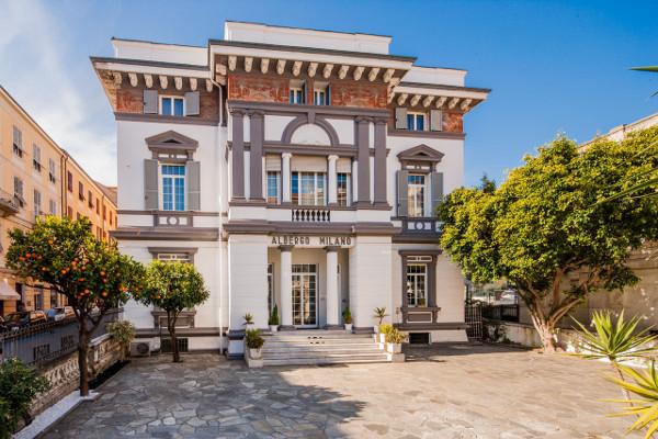 Hotel Villa Liberty Sanremo