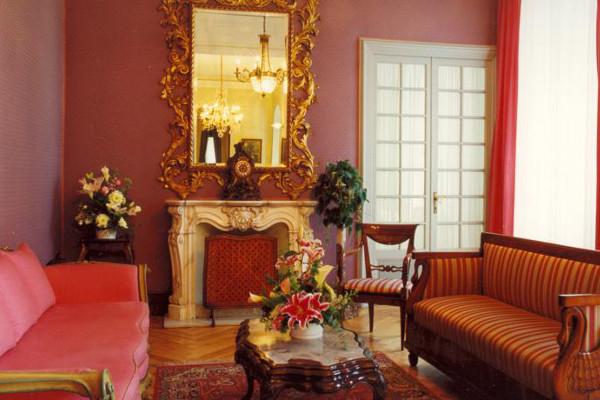 Hotel Miramare - salotto