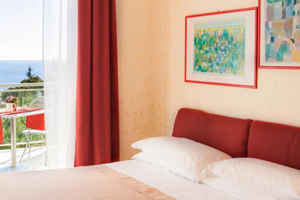 Hotel Modus Vivendi - camera