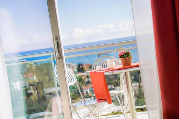 Hotel Modus Vivendi - vista mare