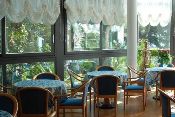 Hotel Napoleon - sala colazione