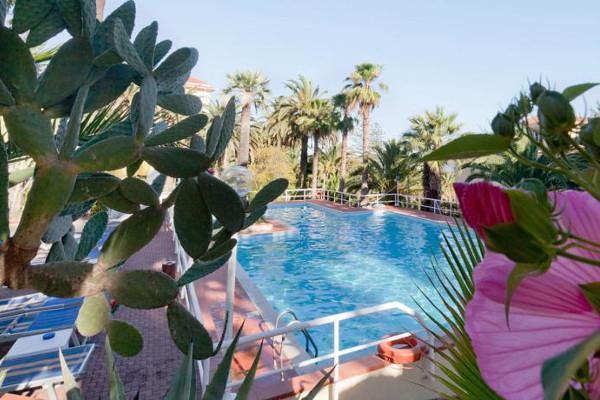 Hotel Nyala - piscina