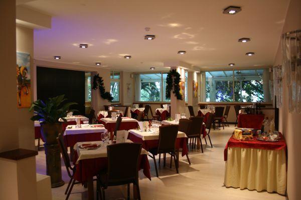 Hotel Nyala - ristorante