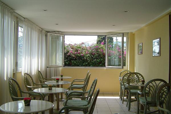 Hotel Rio - sala colazione