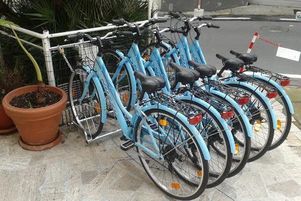 Hotel Riviera - noleggio biciclette