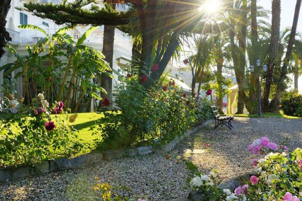 Hotel Royal - giardino
