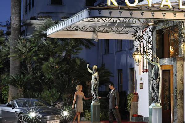 Hotel Royal - ingresso