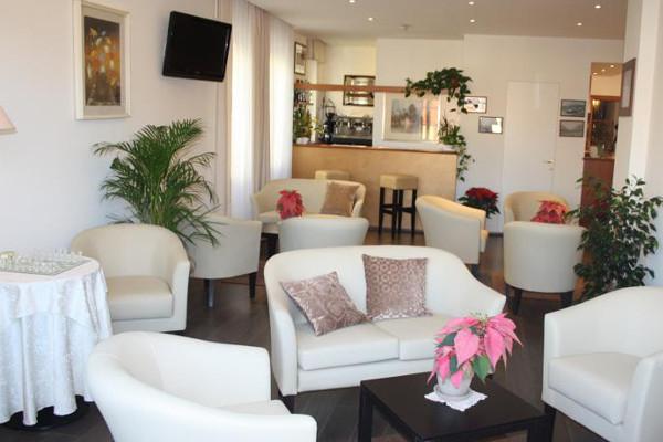Hotel Solemare - soggiorno e bar
