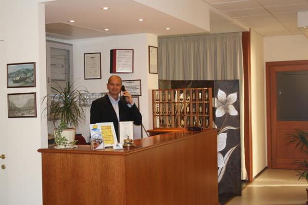 Hotel Solemare - reception