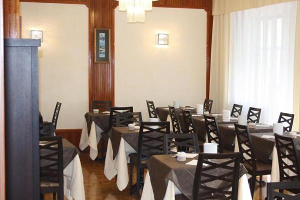 Hotel Solemare -  sala colazione e ristorante