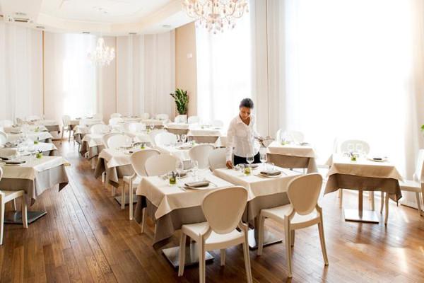 Hotel Sylva - sala colazione