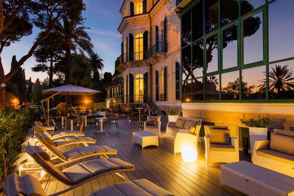 Hotel Sylva - solarium