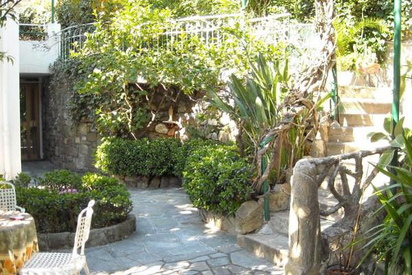 Hotel Villa la Brise - giardino
