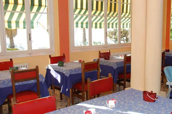 Hotel Villa la Brise - sala colazione
