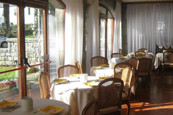 Hotel Villa Maria - sala colazione