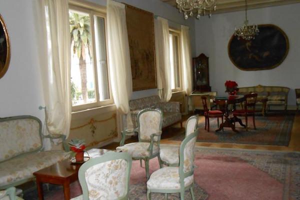 Hotel Villa Maria - salotto