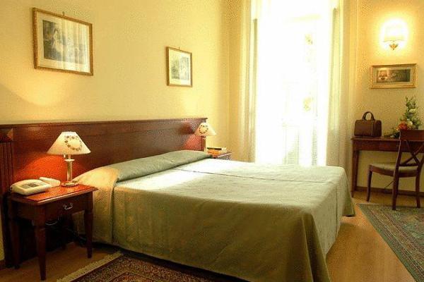 Hotel Villa Sapienza - camera