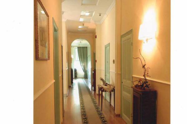 Hotel Villa Sapienza - corridoio interno
