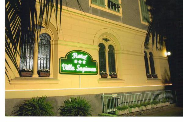 Hotel Villa Sapienza - esterni