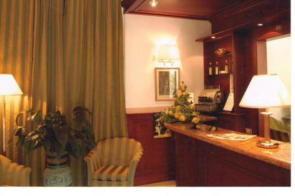 Hotel Villa Sapienza - reception