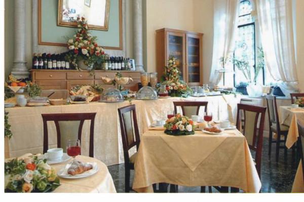 Hotel Villa Sapienza - sala colazione