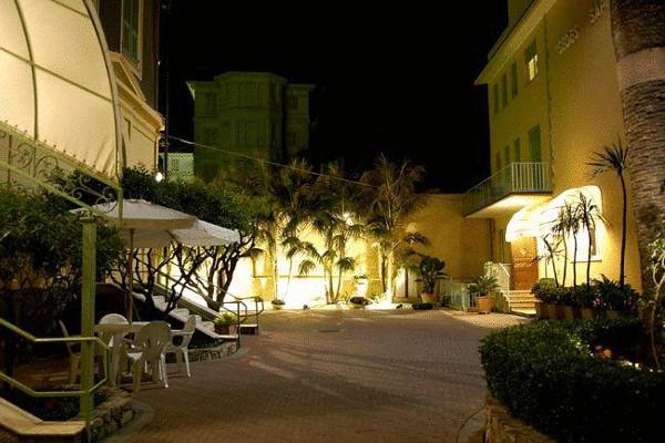 Hotel Villa Sapienza - spazi esterni