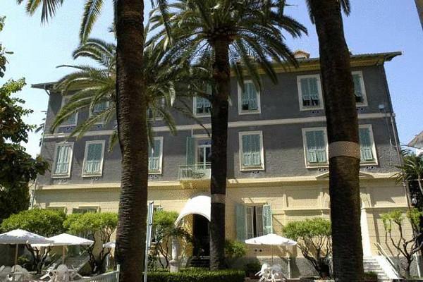 Hotel Villa Sapienza - vista esterna