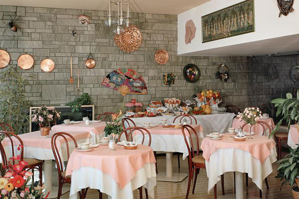 Residence Garden Lido - sala  colazione