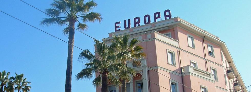 Hotel Europa Sanremo da prenotare online - book your stay in Sanremo
