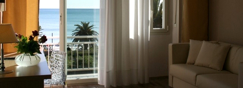 Hotel Napoleon a Sanremo prenota online alberghi 3 stelle - hotels on the seafront in san remo