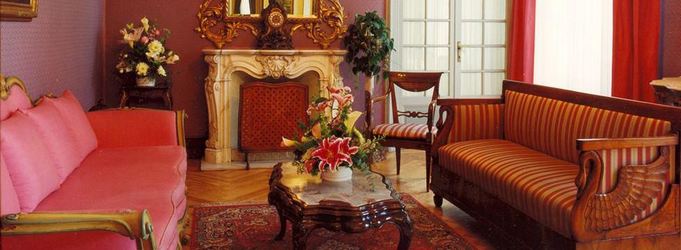 Prenota online Hotel Miramare di Sanremo - charming hotels in Sanremo, in the Italian Riviera