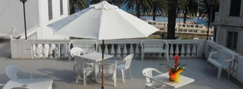 hotel maristella a sanremo con terrazza panoramica e vista mare - hotel Maristella in Sanremo with sea view